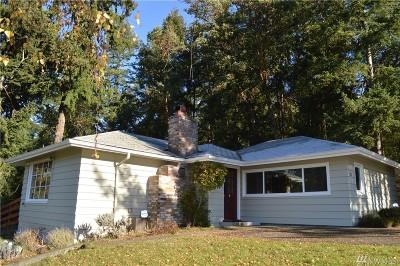 Steilacoom Single Family Home For Sale: 2801 Marietta St