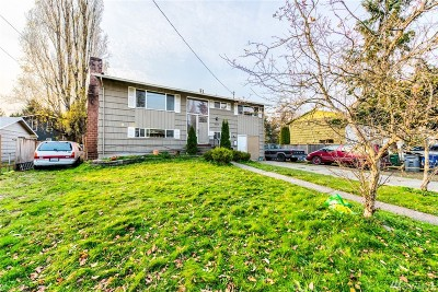 Renton Single Family Home For Sale: 16323 127th Ave SE