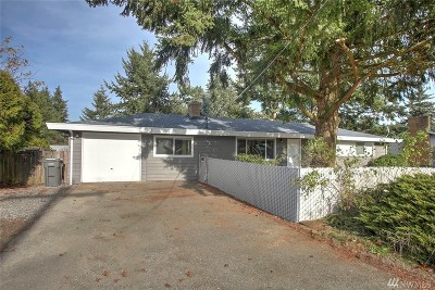 Federal Way Single Family Home For Sale: 2812 SW 330th St