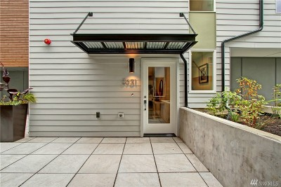 Seattle Single Family Home For Sale: 3931 2nd Ave NE