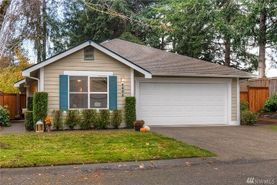 Lacey Single Family Home For Sale: 4401 Clarendon Lane SE