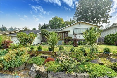 Shoreline Single Family Home For Sale: 19804 12th Ave NW