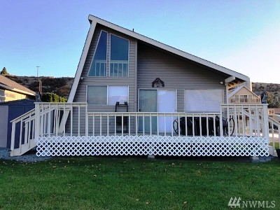 Orondo Single Family Home For Sale: 175 W Entiat Dr.