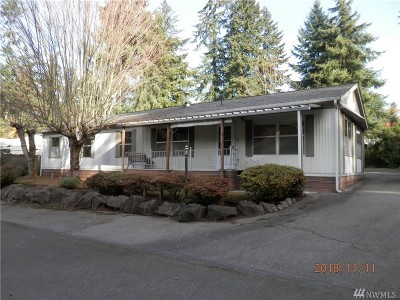 Bothell Single Family Home For Sale: 20701 31st Dr SE