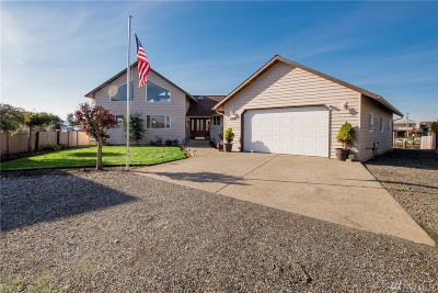 Ferndale Single Family Home For Sale: 4133 Matia Dr