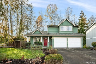 Marysville Single Family Home For Sale: 6104 78th Ave NE