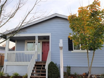 Tacoma Single Family Home For Sale: 1716 E 42nd St