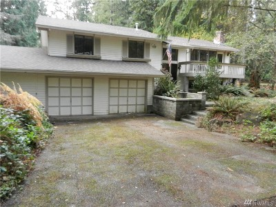 Sammamish Single Family Home For Sale: 1915 245th Ave SE