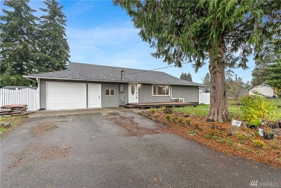 Centralia Single Family Home For Sale: 3122 Ives Rd