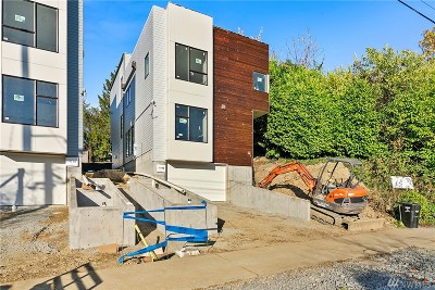 Seattle Single Family Home For Sale: 5120 S Pearl St