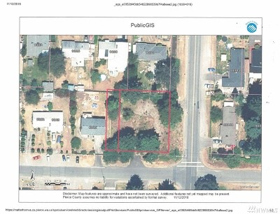 Lakewood Residential Lots & Land For Sale: 12116 Vernon St SW
