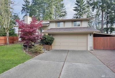Federal Way Single Family Home For Sale: 1804 SW 352nd Place