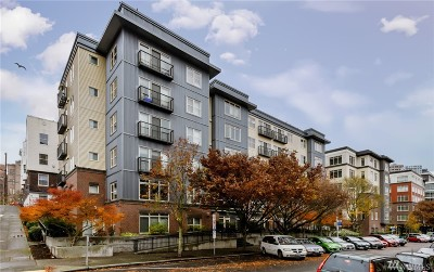 Seattle Condo/Townhouse For Sale: 1620 Belmont Ave #322