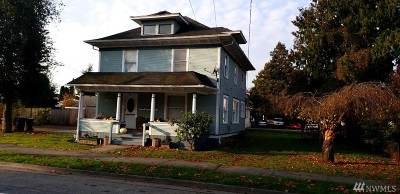 Mount Vernon Multi Family Home For Sale: 1221 S 3rd St S