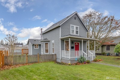 Everett Single Family Home For Sale: 2116 McDougall Ave