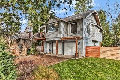 North Bend, Snoqualmie Single Family Home For Sale: 39722 SE Spruce St