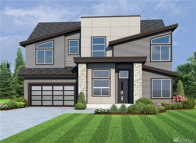Redmond Single Family Home For Sale: 13238 NE 110th Place