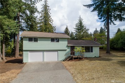 Pierce County Single Family Home For Sale: 1404 Vine St