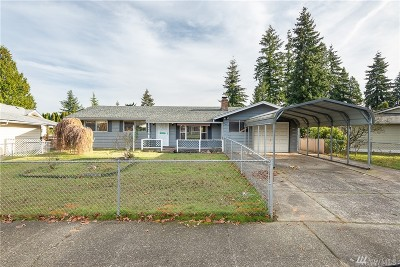 Renton Single Family Home For Sale: 16632 124th Ave SE
