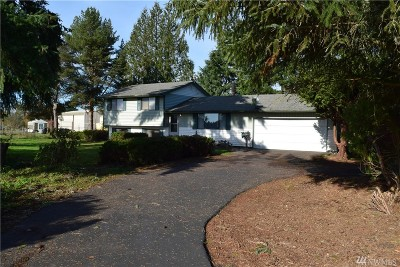 Winlock Single Family Home For Sale: 120 Bay Rd