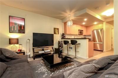Seattle Condo/Townhouse For Sale: 76 Cedar St #407