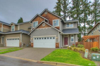 Renton Single Family Home For Sale: 12014 SE 191st Place