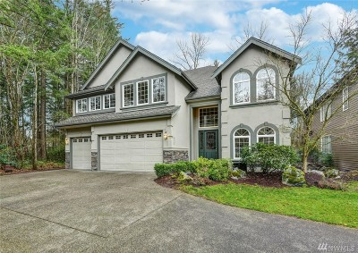 Sammamish Single Family Home For Sale: 3224 214th Ct SE
