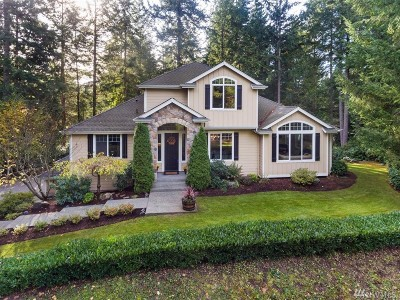 Gig Harbor Single Family Home For Sale: 12916 47th Ave NW