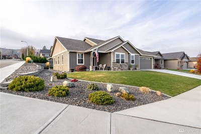 Chelan County Single Family Home For Sale: 1402 Kirby Lane