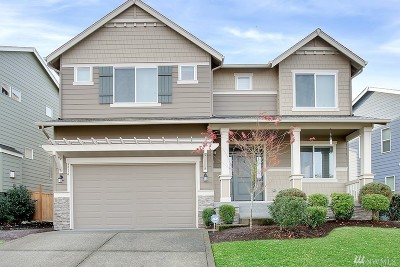 Puyallup Single Family Home For Sale: 3914 Highlands Blvd