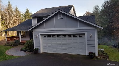 Chehalis Single Family Home For Sale: 221 Scenic Ridge Dr
