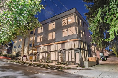 Seattle Commercial For Sale: 1009 W Howe St