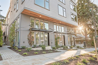 Seattle Commercial For Sale: 1007 W Howe St