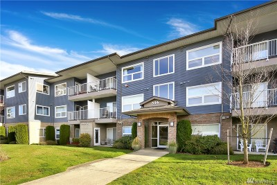 Bellingham Condo/Townhouse For Sale: 516 Darby Dr #308