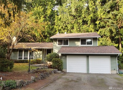 Bremerton Single Family Home For Sale: 65 NW Green Hill Ct