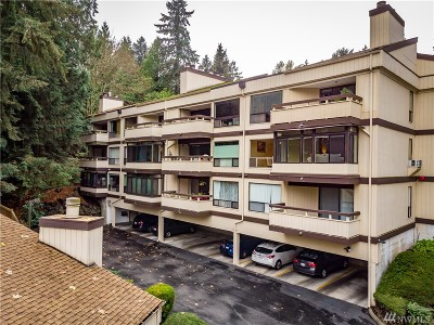 Seattle Condo/Townhouse For Sale: 13739 15th Ave NE #B9