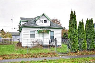 Tacoma Single Family Home For Sale: 6016 S Alder St