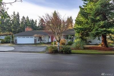 Shoreline Single Family Home For Sale: 828 NE 201st St