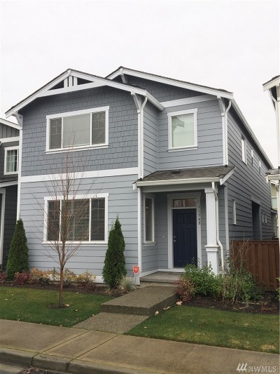 Puyallup Single Family Home For Sale: 11548 173 St E