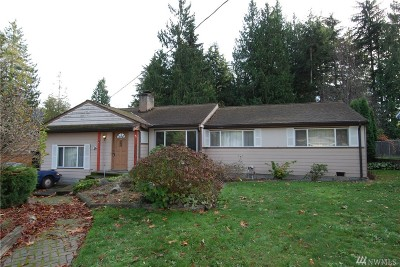 Lynnwood Single Family Home For Sale: 5704 SW 208th St
