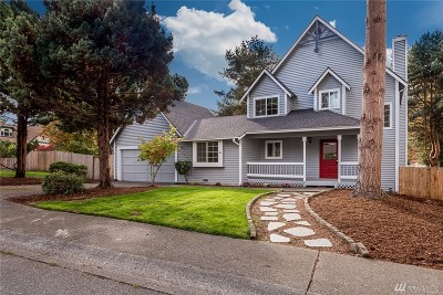 Bothell Single Family Home For Sale: 23304 20th Ave SE