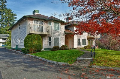 Snohomish Condo/Townhouse For Sale: 301 9th St #1