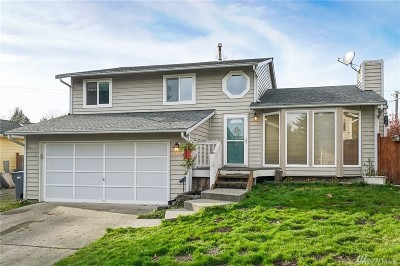 Snohomish County Single Family Home For Sale: 7105 Church Creek Cir NW