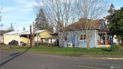 Elma Single Family Home For Sale: 1220 W Main St