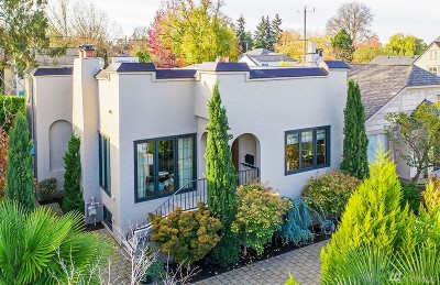 Seattle Single Family Home For Sale: 2029 41st Ave E