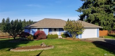 Rochester WA Single Family Home For Sale: $334,950