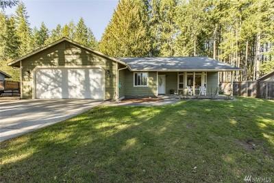 Belfair Single Family Home For Sale: 260 NE Schooner Lp