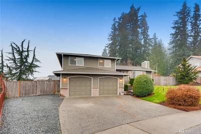 Lake Stevens Single Family Home For Sale: 2812 114th Dr NE