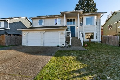 Lynnwood Single Family Home For Sale: 20619 56 Ave W