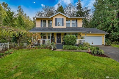Bellingham Single Family Home For Sale: 4122 York St